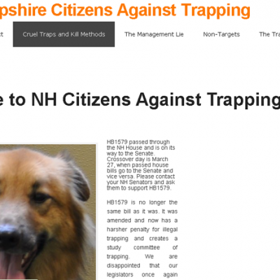 New Hampshire Citizens Against Trapping