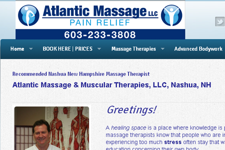 Atlantic Massage and Muscle Therapies
