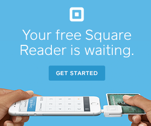 Square Credit Card Processor Free Reader